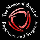 The National Board of Physicians and Surgeons (NBPAS) logo