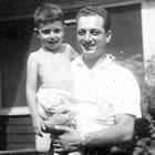 Burt and Tommy Lasorda