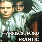 movie poster for Frantic