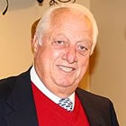 Tommy Lasorda, photo by Phil Konstantin