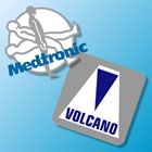 Medtronic and Volcano Logo
