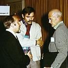 Drs. Zeitler, Gruentzig, and Dotter